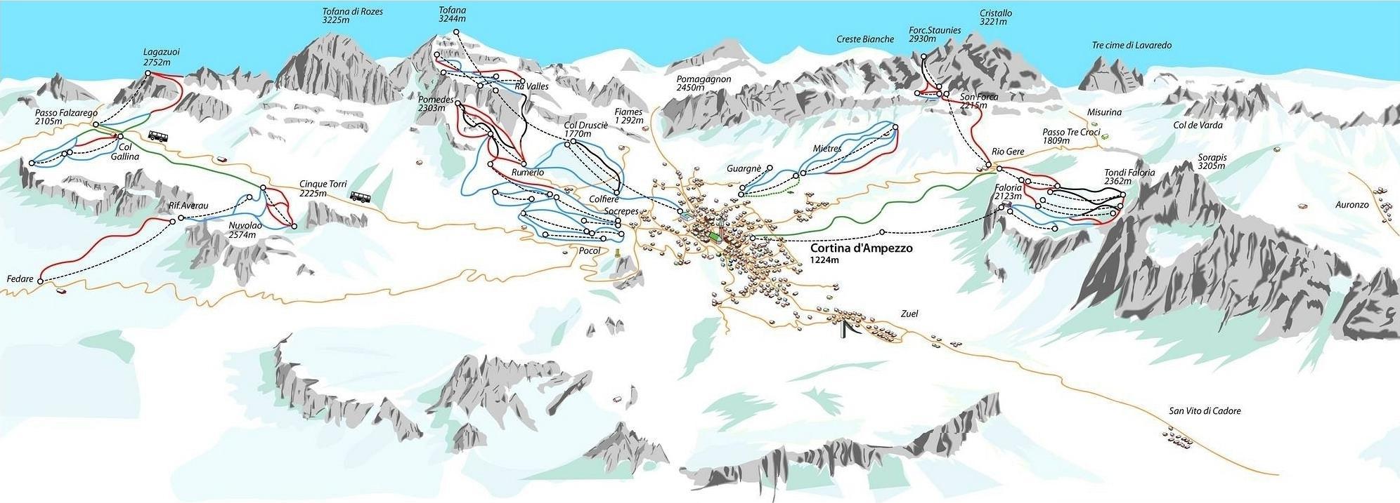 Unique Reasons you should choose Cortina ski holiday Destination