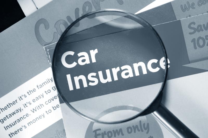Not having car insurance