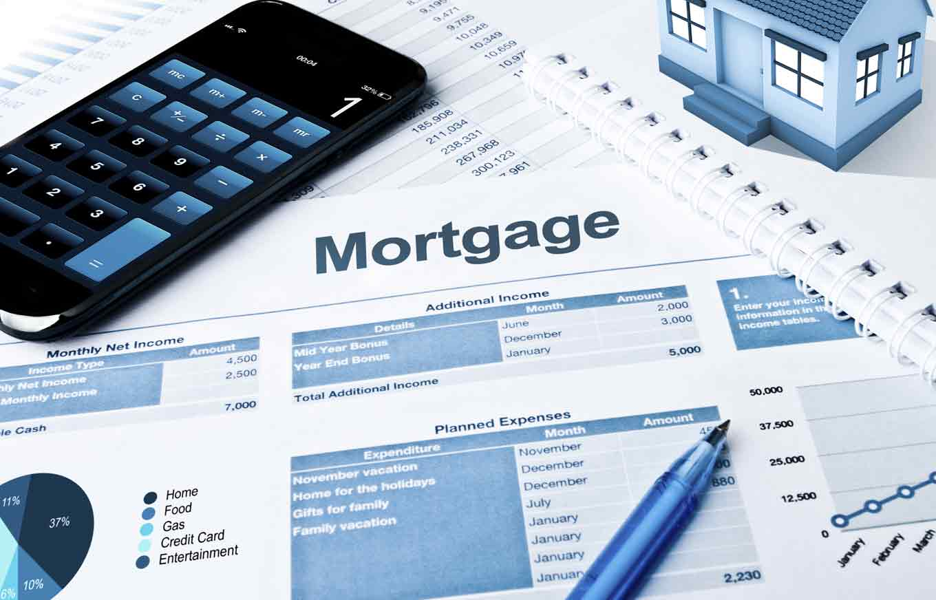 With mortgage calculator low tax is not guaranteed