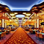 Non money betable casino required