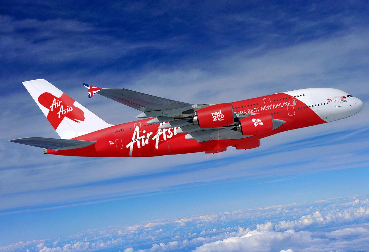 AirAsia Cheap flights to Bangkok