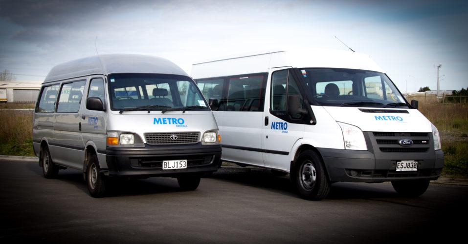 Minivan Rental Online