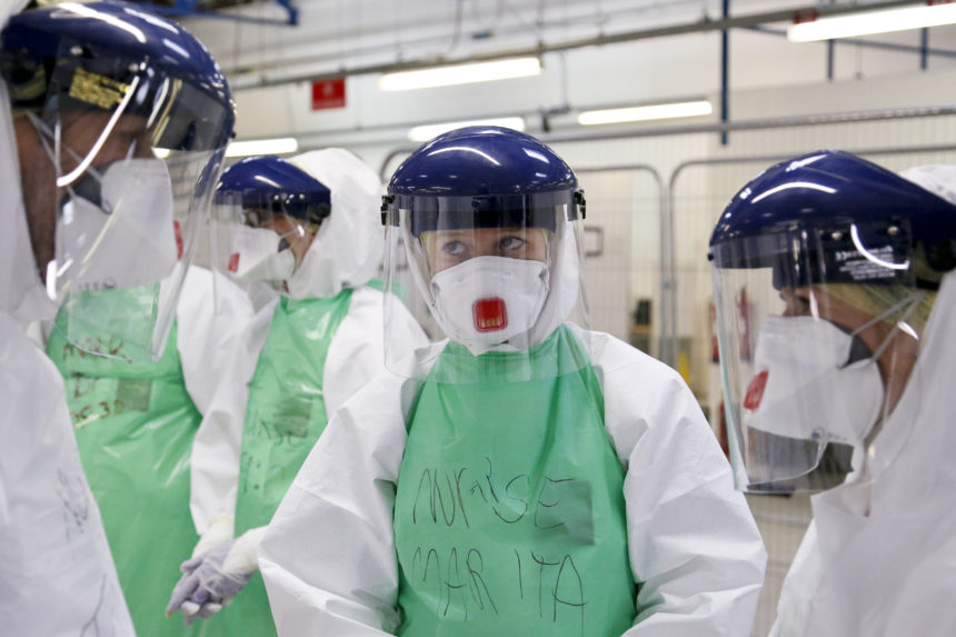 treatment of Ebola virus disease