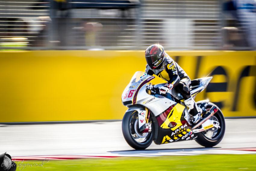 MotoGP Qatar, The Battle