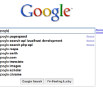 What is google search?