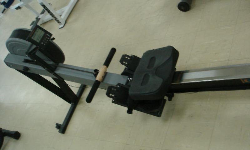 Health benefits of rowing machines