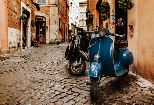 Why you should buy a vespa