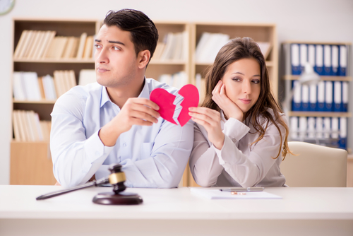 How Does a Legal Separation Work?