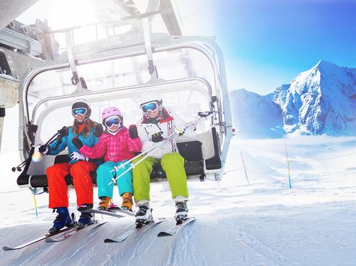 Where to go on a Family Ski Holiday