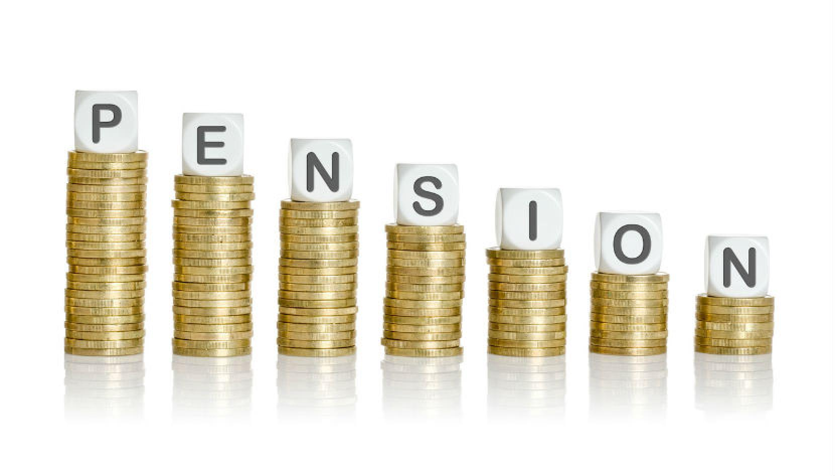 do the pension plans