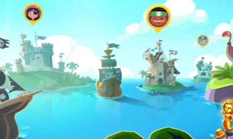 Pirate Kings: All Aboard! - Exaude UK