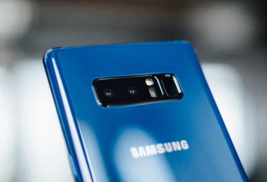 See The Possible New Features of the Samsung Note S9