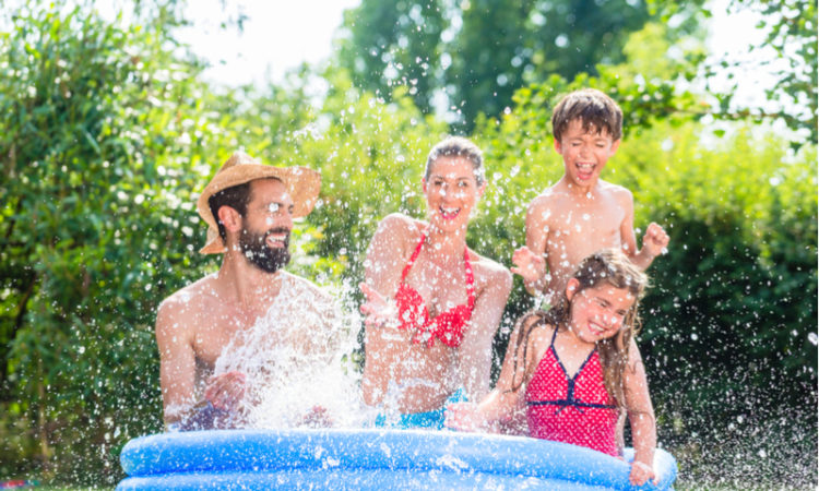 The Best Inflatable Pools For Hot Summer Days