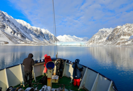 The Top Arctic Cruises