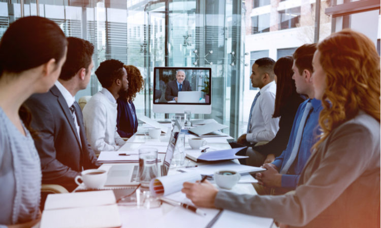 Video conference fad or future of business communications