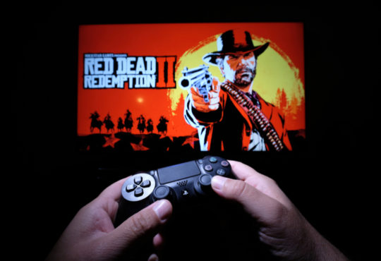 Are You Ready For Red Dead Redemption 2