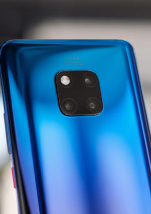 Huawei Mate 20 Pro Frame the World Today!