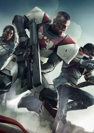 Screenshot from the game Destiny 2