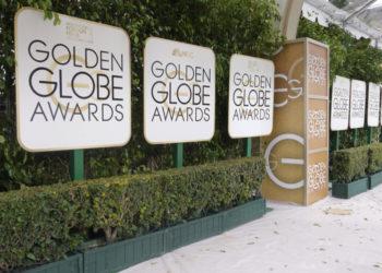 Golden Globes Awards logos