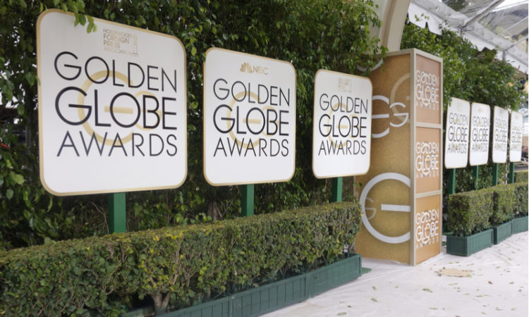 Golden Globes Awards logos