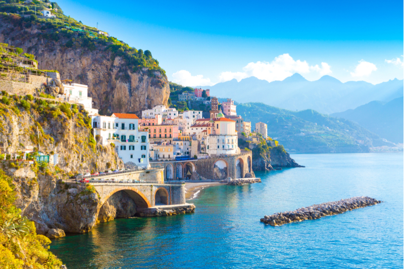 Top Travel Destinations In Italy