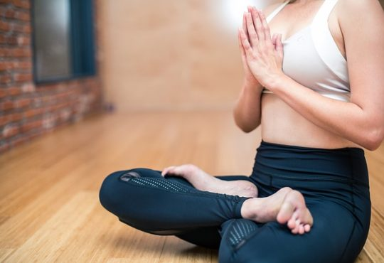 Find the Right Style of Yoga for You