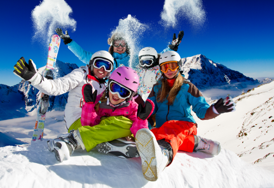 The Secret Guide to Family Ski Holidays